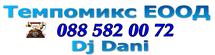 DJ Dani – 088 582 00 72